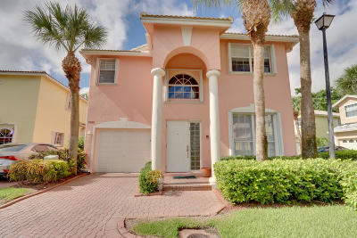 Boca Raton Single Family Home For Sale: 7363 Panache Way