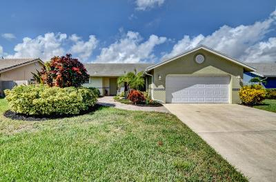 Boca Raton Single Family Home For Sale: 7903 W Country Club Boulevard