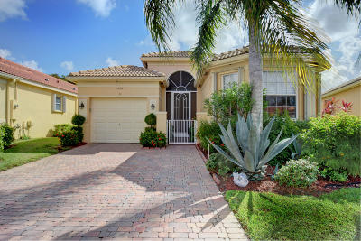 Delray Beach FL Single Family Home For Sale: $349,900