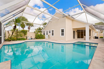 West Palm Beach Single Family Home For Sale: 943 Dickens Place