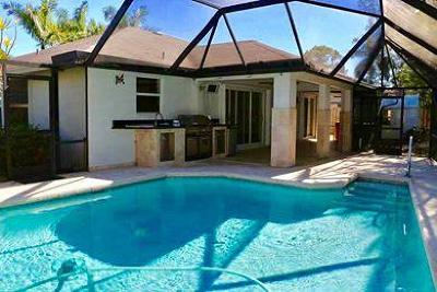 West Palm Beach Single Family Home For Sale: 4215 Pine Glades Road Road