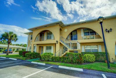 Delray Beach Condo For Sale: 13924 Via Flora #E