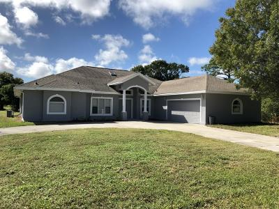 Fort Pierce Single Family Home For Sale: 2105 Barcelona Avenue