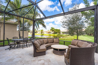 Boynton Beach Single Family Home For Sale: 9988 Bluefield Drive