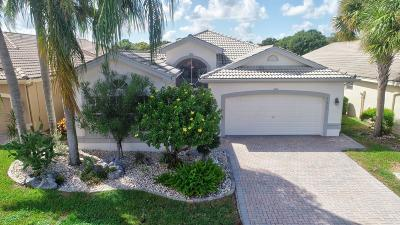 Boynton Beach Single Family Home For Sale: 11917 Habana Avenue