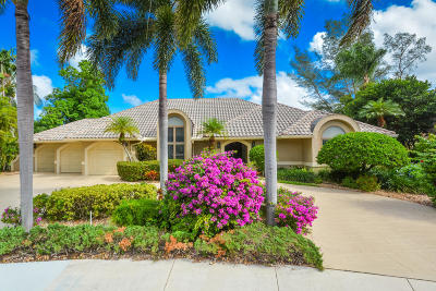 Boca Raton Single Family Home For Sale: 2245 SW 15th Place
