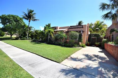 Boynton Beach Single Family Home For Sale: 310 NW 1st Avenue