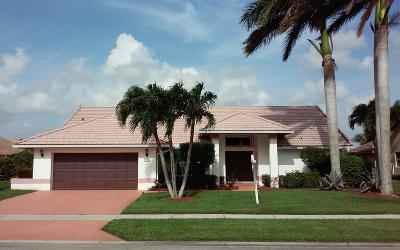 Lake Worth Single Family Home For Sale: 7139 Paramount Drive