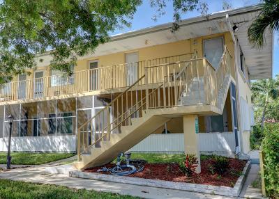 Boca Raton Condo For Sale: 11 SW 4th Avenue #8