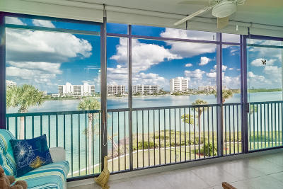 Tequesta Condo For Sale: 100 Intracoastal Place #402
