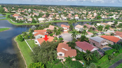 Boca Raton Single Family Home For Sale: 19754 Black Olive Lane