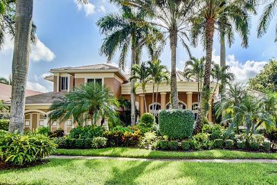 Boca Raton Single Family Home For Sale: 7090 Ayrshire Lane