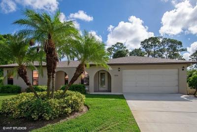 Single Family Home For Sale: 2501 SE Delano Road