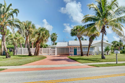 Fort Pierce Single Family Home For Sale: 206 Fernandina Street