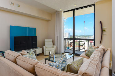 West Palm Beach Condo For Sale: 701 S Olive Avenue #1718