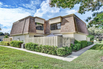 Delray Beach Townhouse For Sale: 779 NW 30th Avenue #D
