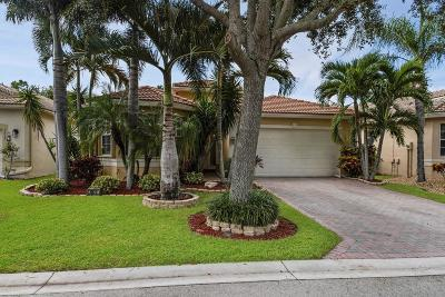 Lake Worth Single Family Home For Sale: 7811 Sundial Harbor Point