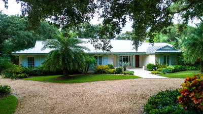 Vero Beach Single Family Home For Sale: 905 Ladybug Lane