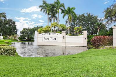 Boca Raton Condo For Sale: 20080 Boca West Drive #444