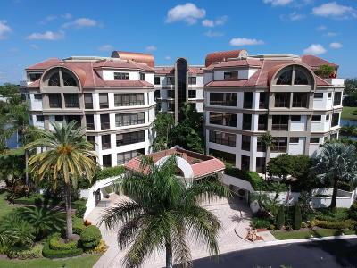 Boca Raton Condo For Sale: 7383 Orangewood Lane #504