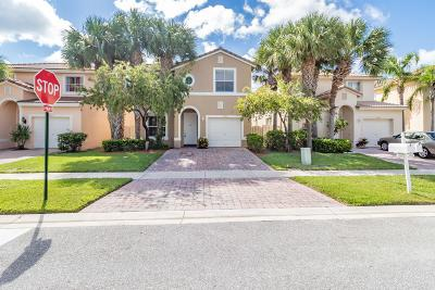 West Palm Beach Single Family Home For Sale: 4339 Lake Tahoe Circle