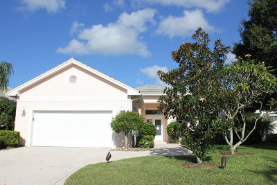 Martin County Single Family Home For Sale: 4147 SE Henley Lane