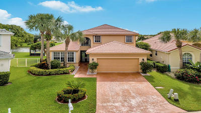 Lake Worth Single Family Home Contingent: 6649 Remington Place