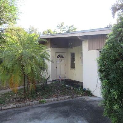 Vero Beach Single Family Home For Sale: 815 18th Avenue Avenue