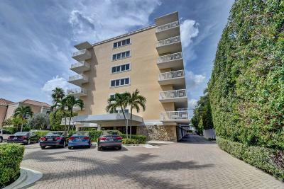 Palm Beach Rental Leased: 250 Bradley Place #408