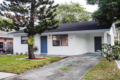 Davie Single Family Home For Sale: 4290 SW 57 Avenue