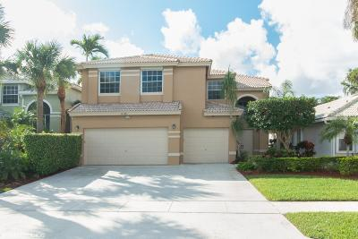 Boca Raton Single Family Home For Sale: 11169 Harbour Springs Circle