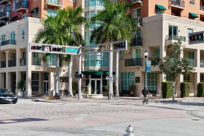 West Palm Beach Condo For Auction: 600 S Dixie Highway #756