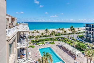 Palm Beach Condo For Sale: 170 Ocean Boulevard #703