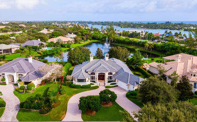 Tequesta Single Family Home For Sale: 12029 SE Intracoastal Terrace