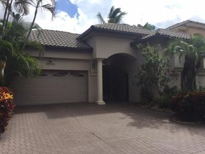Boca Raton Single Family Home For Sale: 22764 El Dorado Drive