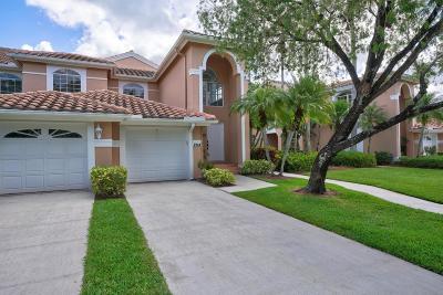 Palm Beach Gardens Condo For Sale: 254 Legendary Circle