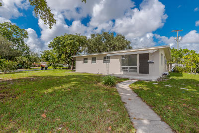 Fort Lauderdale Single Family Home For Sale: 2701 SW 13th Court Court