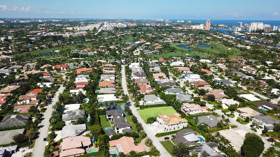 Mizner Court, Mizner Court Cond I, Royal Palm Yacht & Cc, Royal Palm Yacht & Country Club, Royal Palm Yacht And Country Club, Royal Palm Yacht And Country Club Sub In Pb 26 Pgs, Royal Palm Yacht And Country Club Subdivision Single Family Home For Sale: 2324 Acorn Palm Road