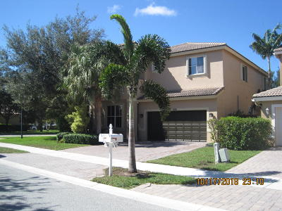 Delray Beach Single Family Home For Sale: 1308 E Magnolia Circle