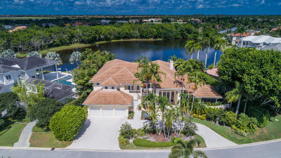 Boca Raton Single Family Home For Sale: 17017 Brookwood Drive