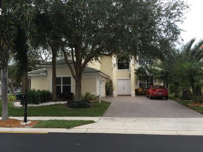 Jupiter Single Family Home For Sale: 121 Springwater Drive