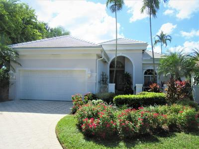 Palm Beach Gardens Single Family Home For Sale: 101 Emerald Key Lane