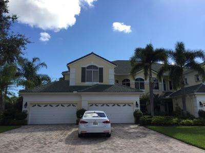 Palm Beach Gardens Condo For Sale: 117 Palm Point Circle #C