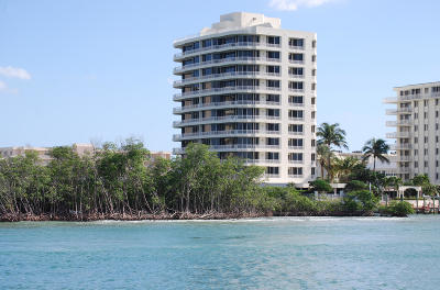 Tequesta Condo For Sale: 425 Beach Road #3-O