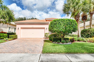 Boynton Beach Single Family Home For Sale: 12768 Coral Lakes Drive