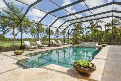 Jupiter FL Single Family Home For Sale: $1,385,000
