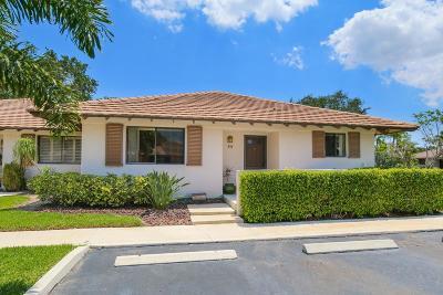 Palm Beach Gardens Single Family Home For Sale: 111 Club Drive
