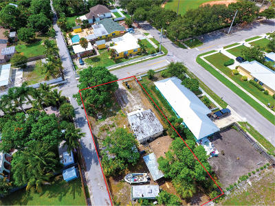 Delray Beach Residential Lots & Land For Sale: 201 SE 7th Street