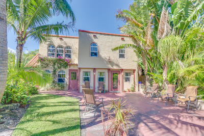 Delray Beach Single Family Home For Sale: 125 Dixie Boulevard