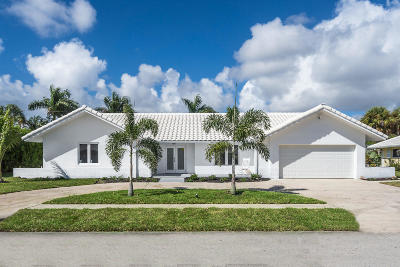 Boca Raton Single Family Home For Sale: 1227 SW Tamarind Way
